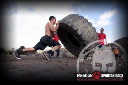 Mi experiencia en la Reebok Spartan Race: 1.000 metros y muchos obstáculos