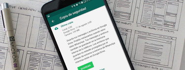 Las copias de seguridad de WhatsApp en Google Drive no ocuparán espacio desde noviembre