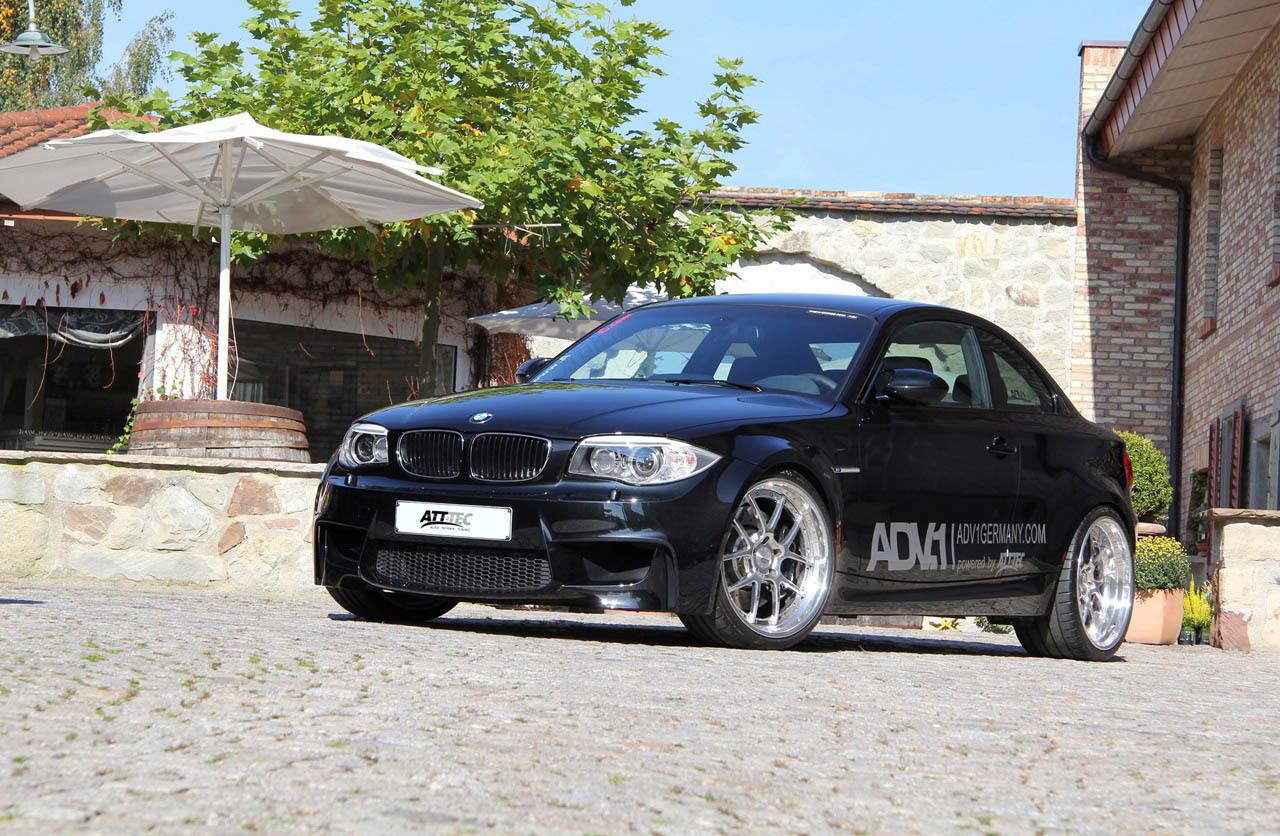 Foto de ATT-TEC BMW Serie 1 M Coupé (3/7)