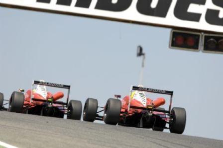 El Jarama abre una nueva temporada de la F3 española