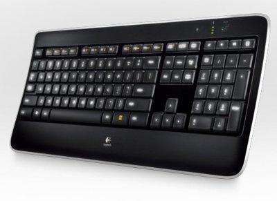 Logitech Keyboard K800 nos demuestra que la retroiluminación afecta a la batería