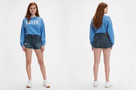 Shorts Levi's 501