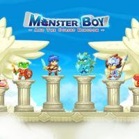 Monster Boy es más que un sucesor espiritual de Wonder Boy y confirma su llegada a PS4 en 2016