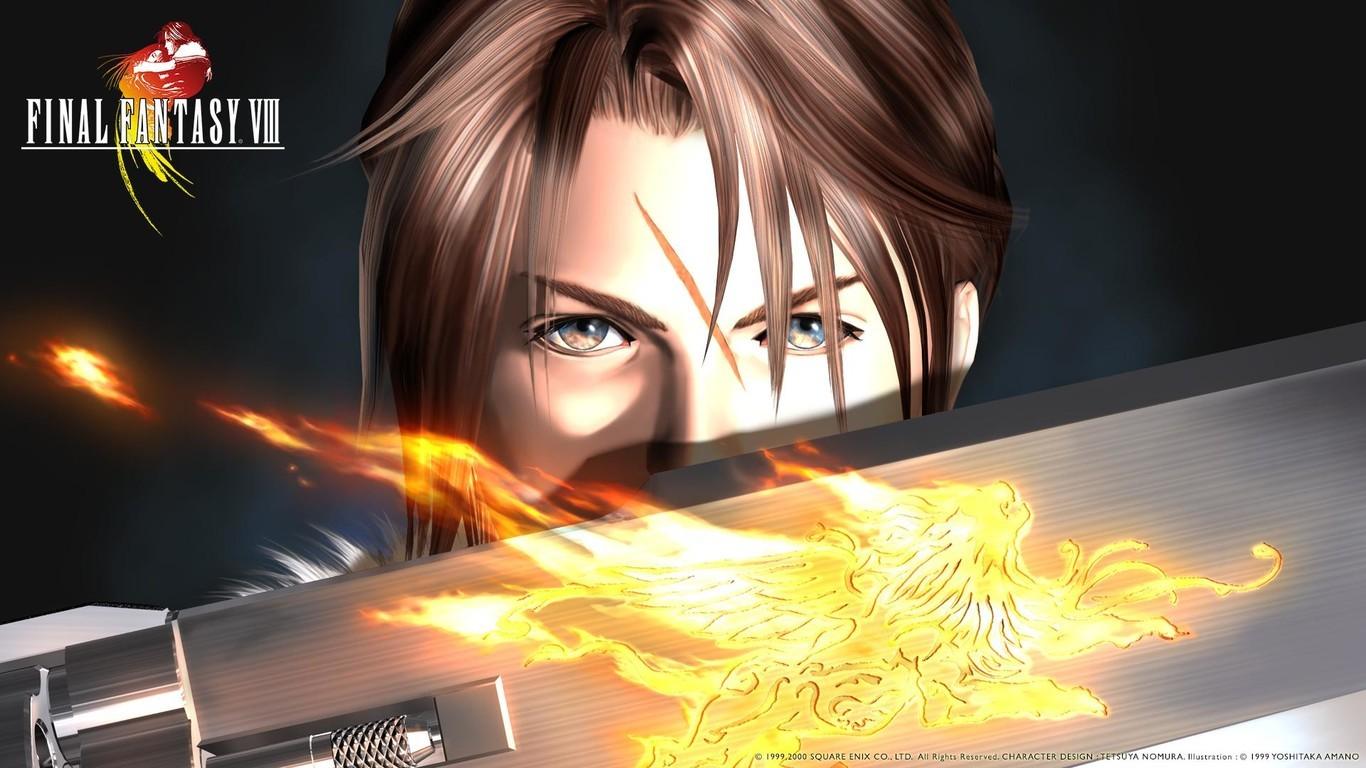San Valentín: Final Fantasy VIII es uno de los Juegos que llevan el amor mas allá.