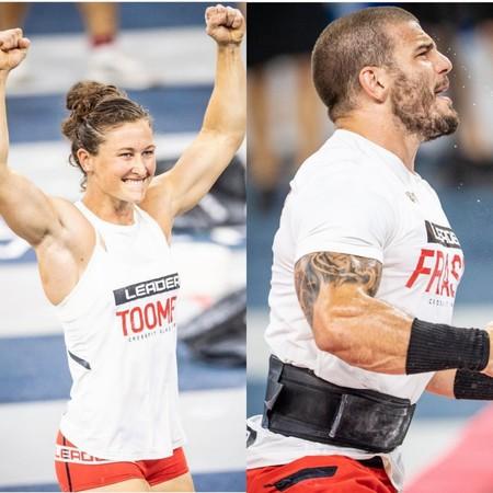 Estos son los ganadores de los CrossFit Games 2018