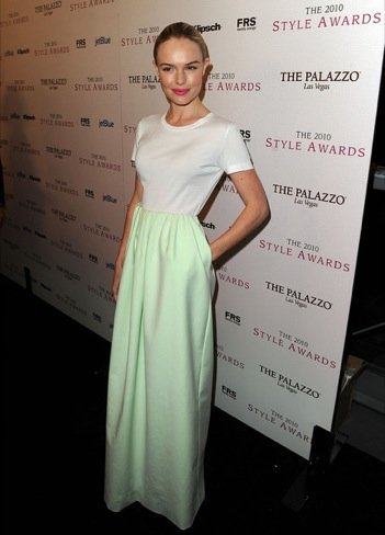 2010 Style Awards: Kate Bosworth