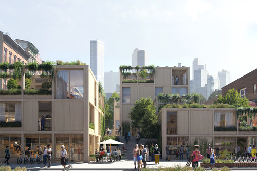 Ikea y el proyecto Urban Village; una visión ilusionante acerca de cómo podrían ser nuestras casas, vecindarios y ciudades en un futuro no tan lejano