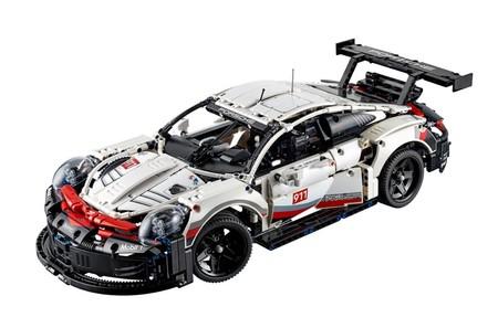 Porsche Lego 01