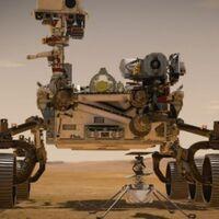 Perseverance graba el primer audio y video de Ingenuity volando sobre Marte: así se escucha el helicóptero de la NASA en el planeta rojo
