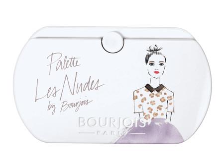 Palette Les Nudes By Bourjois