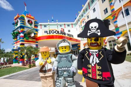 Así es el Legoland Resort Hotel que ya ha abierto en Florida