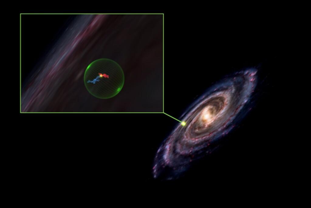 Descubren un vacío esférico de 500 años luz de diámetro en el espacio: revela pistas sobre la formación y muerte de estrellas