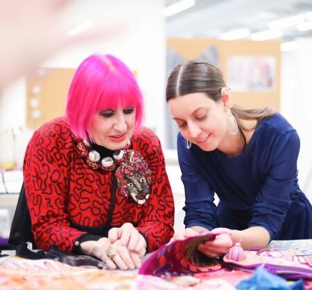 Los colores y estampados atrevidos se abren paso en casa gracias a Karismatik, la próxima colección de Zandra Rhodes para Ikea