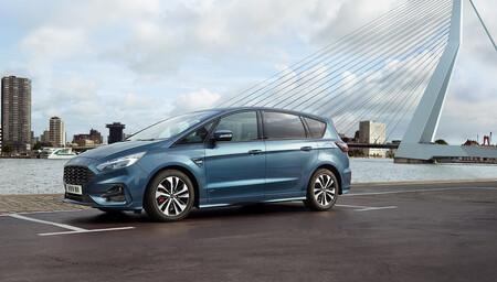 Ford S Max Hybrid 2021, precios para España