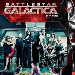 Calendario Battlestar Galactica