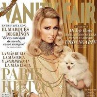 Champán a destajo, riqueza y desparpajo. Paris Hilton para Vanity Fair España