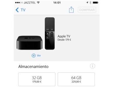 Llegó el día: nuevo Apple TV ya a la venta