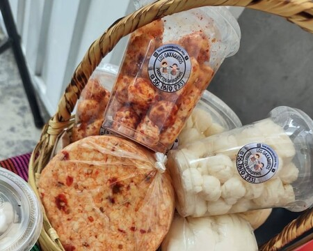 Dónde comprar los mini quesos Oaxaca: deliciosa botana hecha en México que se hizo viral en redes sociales