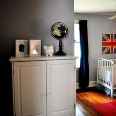 Foto 4 de 5 de la galería un-dormitorio-infantil-de-inspiracion-britanica en Decoesfera