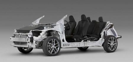 Toyota apunta que su nueva plataforma aumentará un 15% su eficiencia híbrida