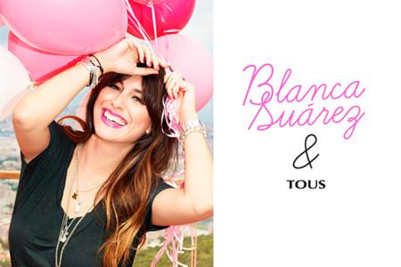 Blanca Suárez nos muestra su lado más divertido en la campaña Primavera-Verano de Tous