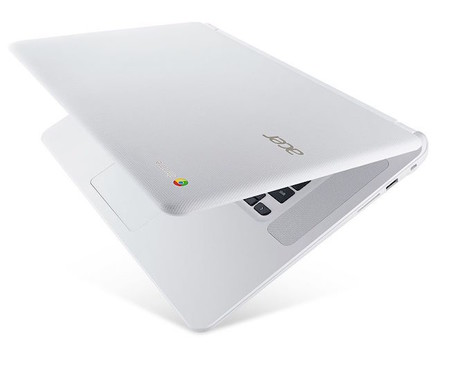 Acer Chromebook 15 Cb5 571 Open Slightly Left Facing 0