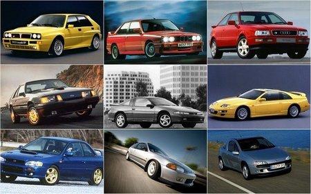 La pregunta de la semana: ¿qué coches semiclásicos rescatarías del olvido por hasta 30.000 euros?