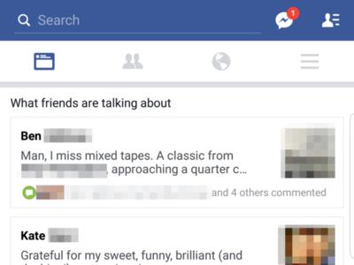 ¿Por qué Facebook quiere ser como Twitter si Twitter pierde usuarios?