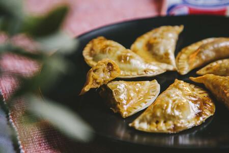 Empanadillas de bacalao, una receta en versión individual para sorprender