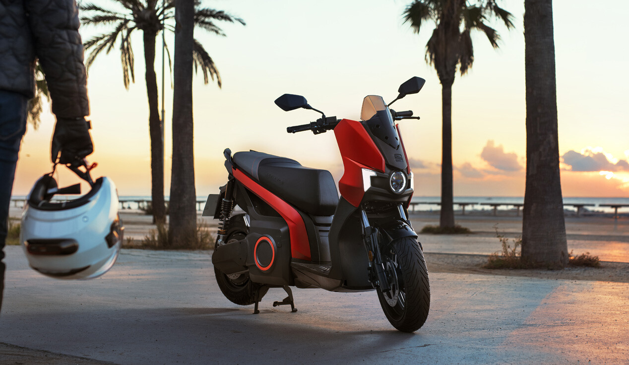 SEAT MÓ eScooter 125 2021