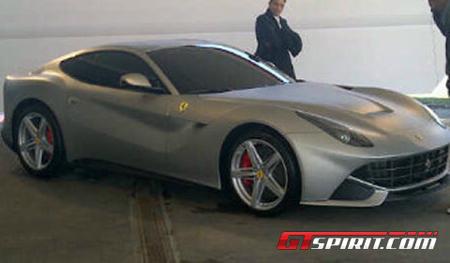 El nuevo Ferrari 620 GT se filtra antes de tiempo