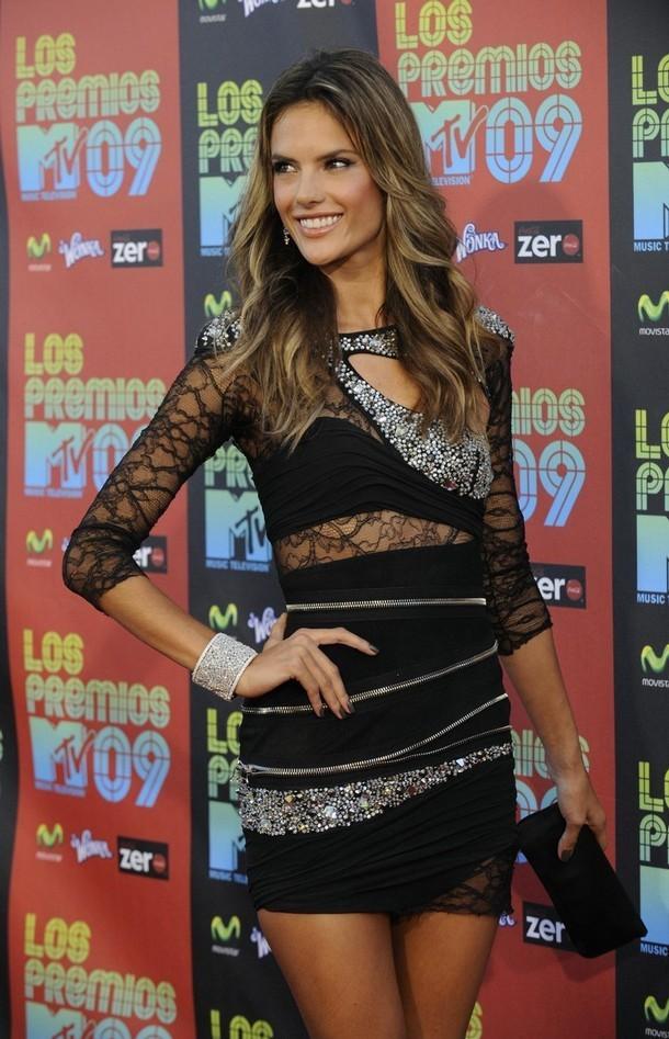 Foto de Famosos en los MTV Latinos 2009 (4/23)
