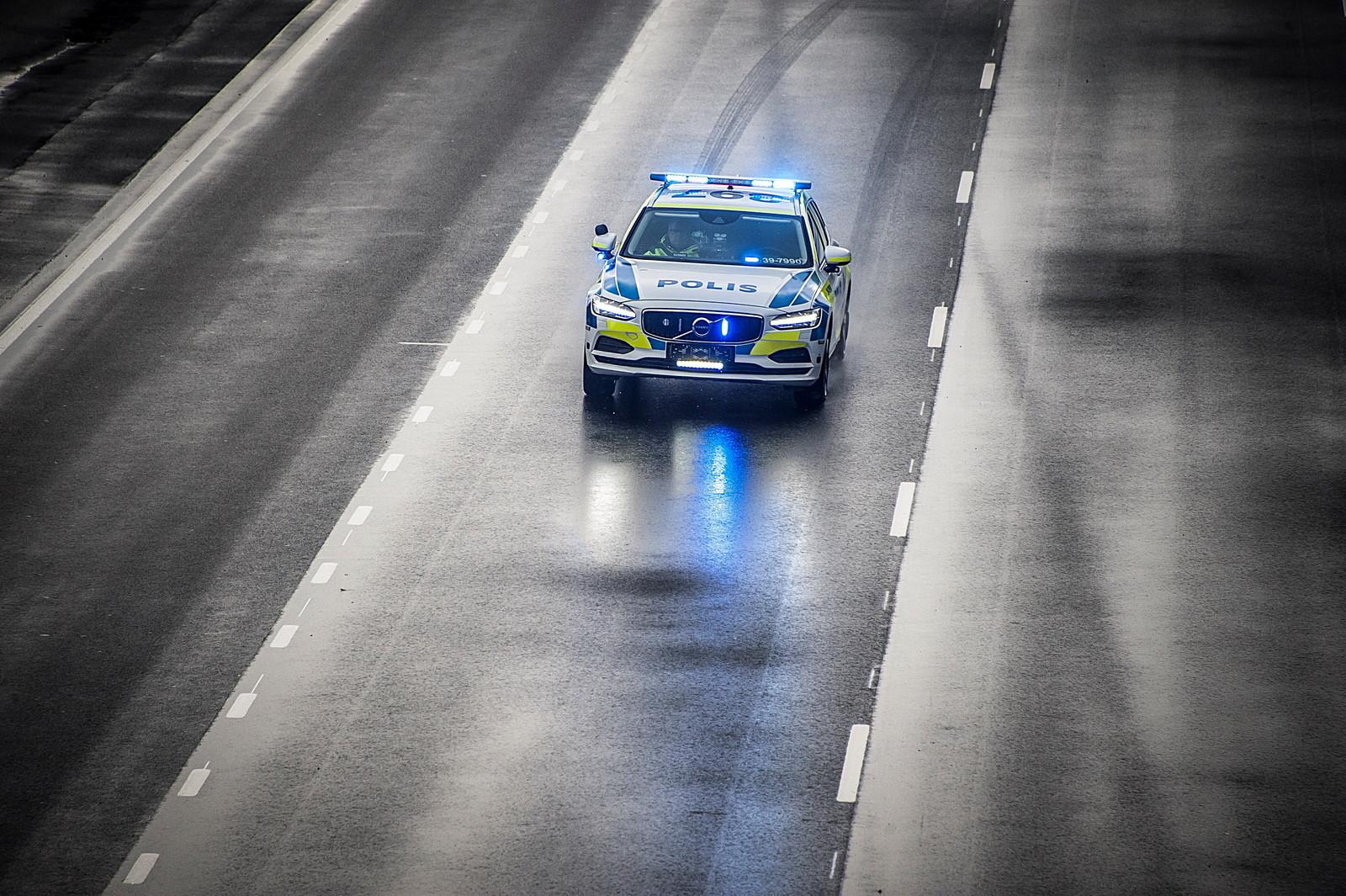 Foto de Volvo V90 - Policía Suecia (2/4)