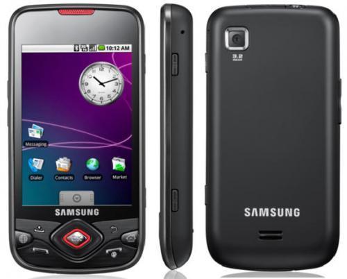 SamsungGalaxySpica,otromóvilconAndroid