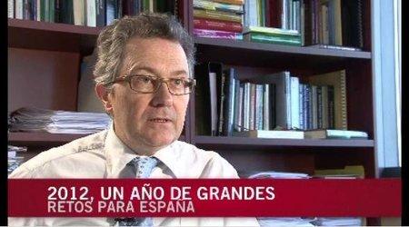 Retos para España en 2012, según en IESE