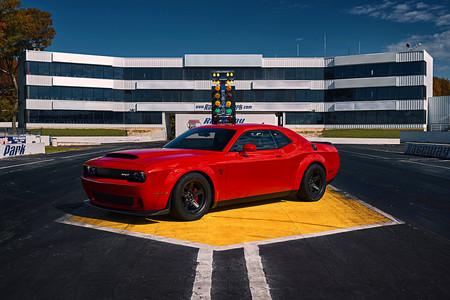 El Dodge Challenger Demon podrá llegar a los 1,500 hp gracias a Hennessey