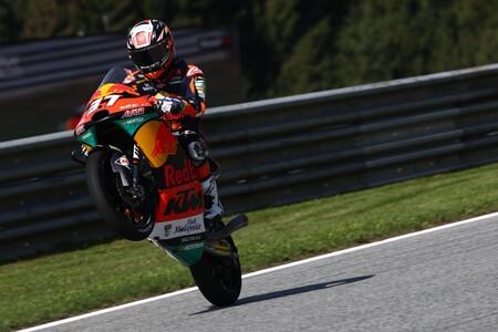 Acosta Austria Moto3 2021