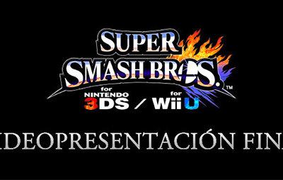 El último Nintendo Direct dedicado a Super Smash Bros. se transmitirá la próxima semana