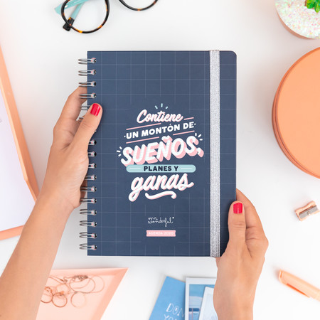 Agenda Clasica 2020 Semana Vista Mr Wonderful 3