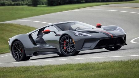 Ford GT Carbon Series, el superdeportivo más ligero y atractivo construido hasta la fecha