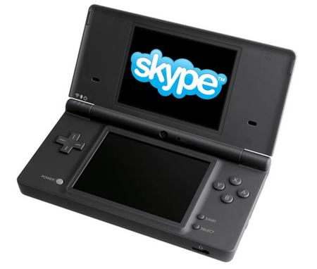 """Skype es """"técnicamente posible"""" en DSi"""
