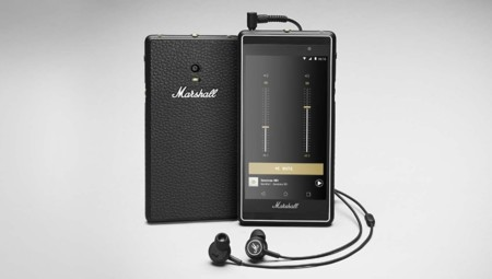 Marshal Smartphone Frontal Trasera