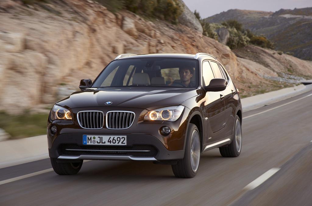 Foto de BMW X1 (102/120)