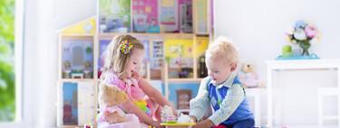 El 60% de los anuncios de juguetes muestran estereotipos sexistas: las niñas son coquetas y cuidadoras, los niños guerreros