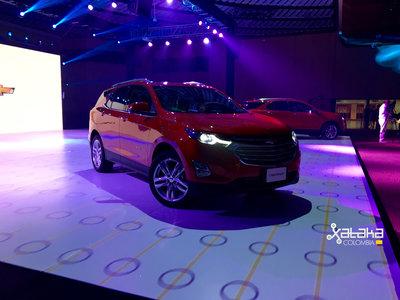 Probamos la Chevrolet Equinox, la camioneta que quiere ser la preferida de los colombianos