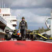 Fernando Alonso ya ha salido del hospital y debe guardar reposo, pero estará en la pretemporada de la Fórmula 1