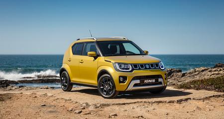 El nuevo Suzuki Ignis llegará en mayo con un aire más SUV y sólo con mecánicas mild-hybrid