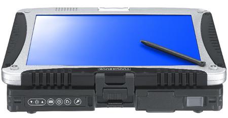 Toughbook tablet