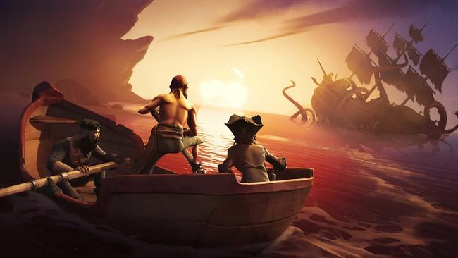 Sea Of Thieves E3 2016 11