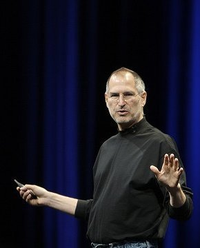 apple steve jobs keynote